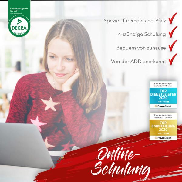 E-Learning Präventionsschulung RLP (Rheinland-Pfalz)