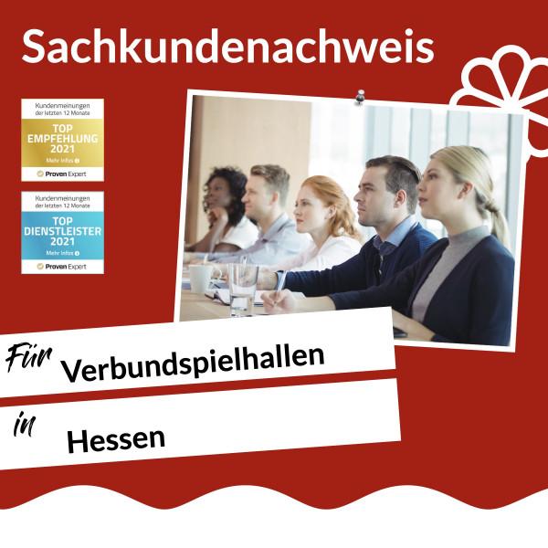 Hessen / Sachkundenachweis Verbundspielhalle