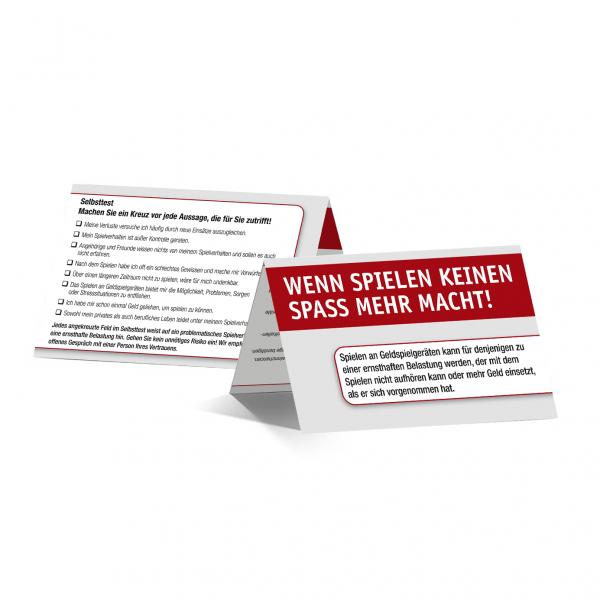 Merlato Spielerschutz Flyer mehrsprachig