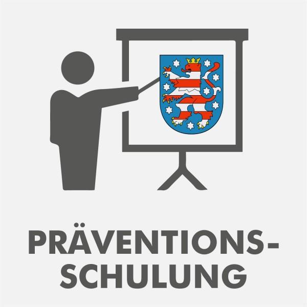 Präventionsschulung Hessen Spielhalle