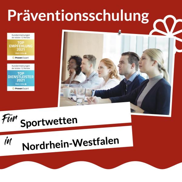 Nordrhein-Westfalen / Sportwette (Modul A + B)