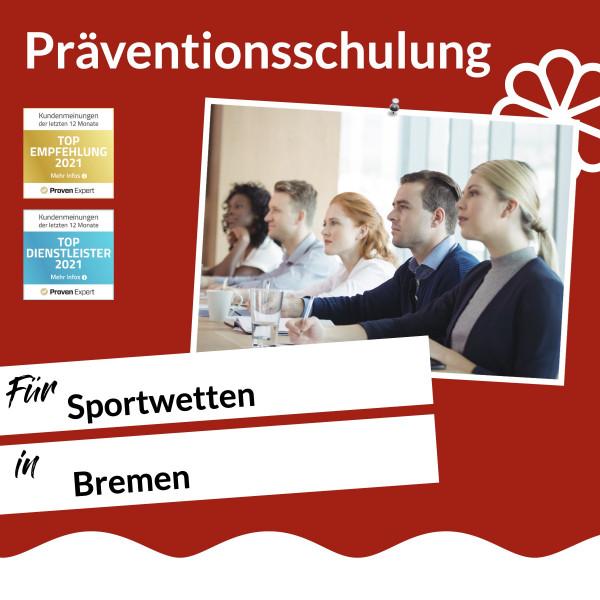 Bremen / Sportwette / Erstschulung Online