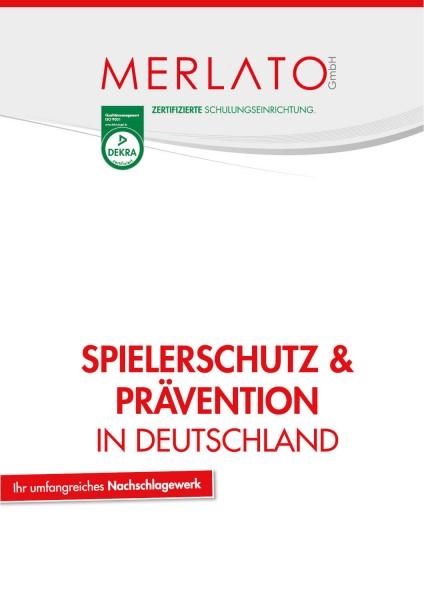 Buch: Spielerschutz und Prävention in Deutschland