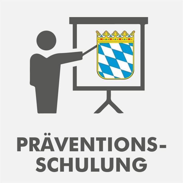 Präventionsschulung Bayern Spielhalle 2021